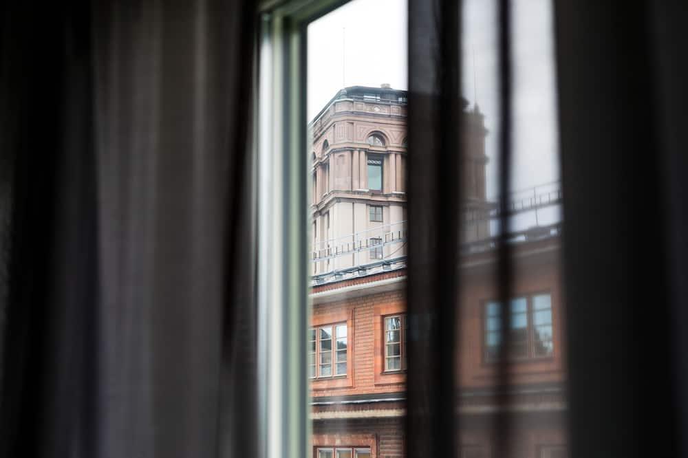 Rom – superior, 1 dobbeltseng, ikke-røyk - Utsikt mot byen