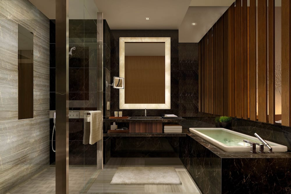Regency, Люкс, 2 односпальные кровати - Ванная комната