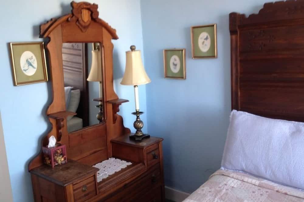 Tradicinio tipo kambarys, 1 didelė dvigulė lova - Svečių kambarys