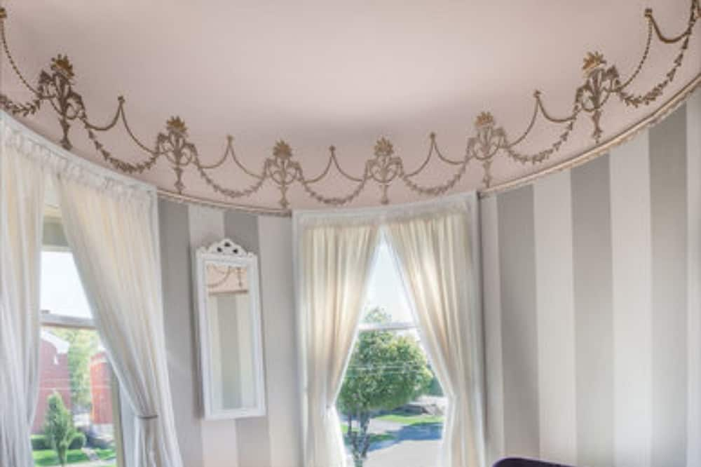 客房, 私人浴室 (Lincoln) - 起居区