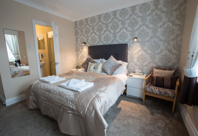Rose Dene, Scarborough, Standard Double Room (First Floor), Guest Room