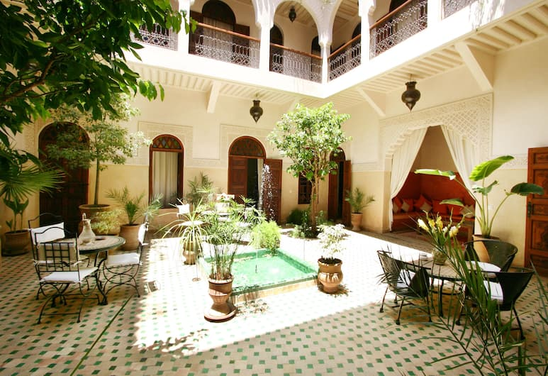 Riad Massiba, Marrakech