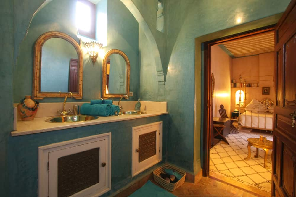 Deluxe-værelse (Jacaranda) - Badeværelse