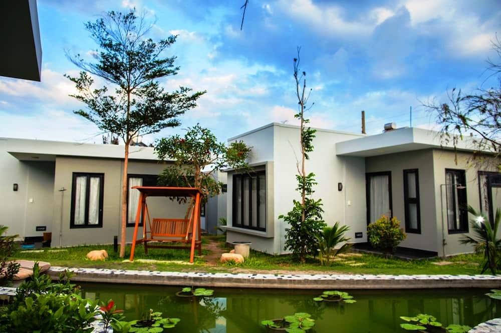 別墅, 2 間臥室, 花園景觀 - 露台