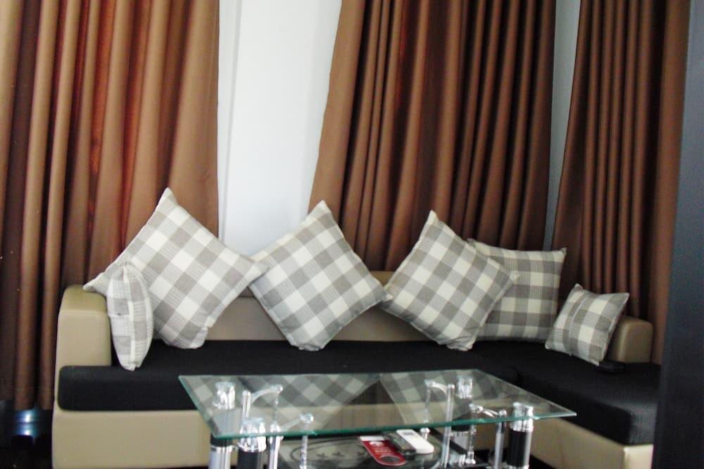 別墅, 4 間臥室 - 客廳