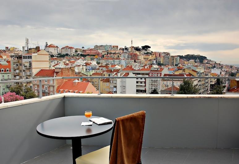 Lisbon City Apartments & Suites by City Hotels, Lisbon, Apartment, 2 Bedrooms, Balcony