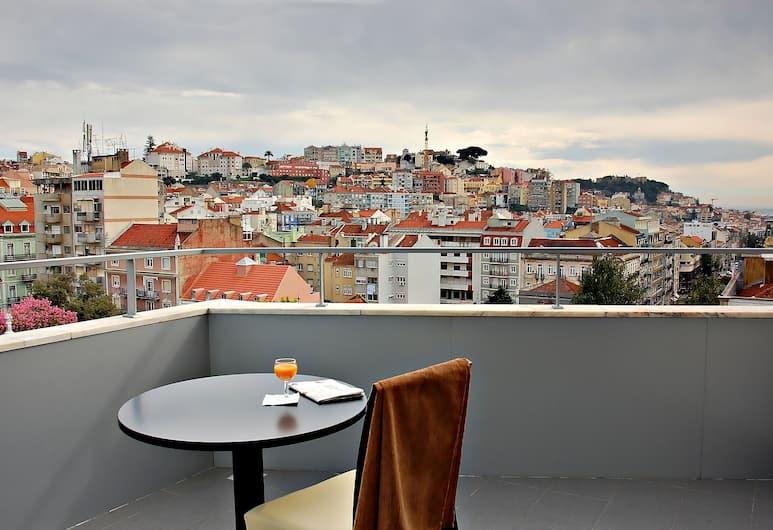Lisbon City Apartments & Suites, Lisbon, Apartment, 2 Bedrooms, Balkoni