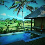 Pool Villa with Rice Field View and Complimentary Afternoon Tea - Skats no numura