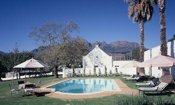 Hotell med pool i Stellenbosch