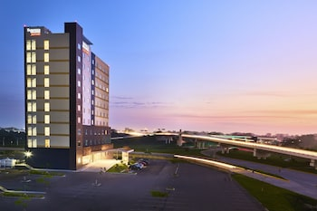 Фото Fairfield Inn & Suites by Marriott Villahermosa Tabasco у місті Вільяермоса