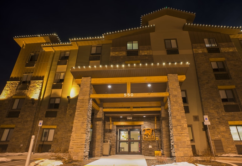 My Place Hotel-Bend, OR, Bend, Veranda