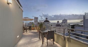 Mynd af Decanter Hotel í San Juan