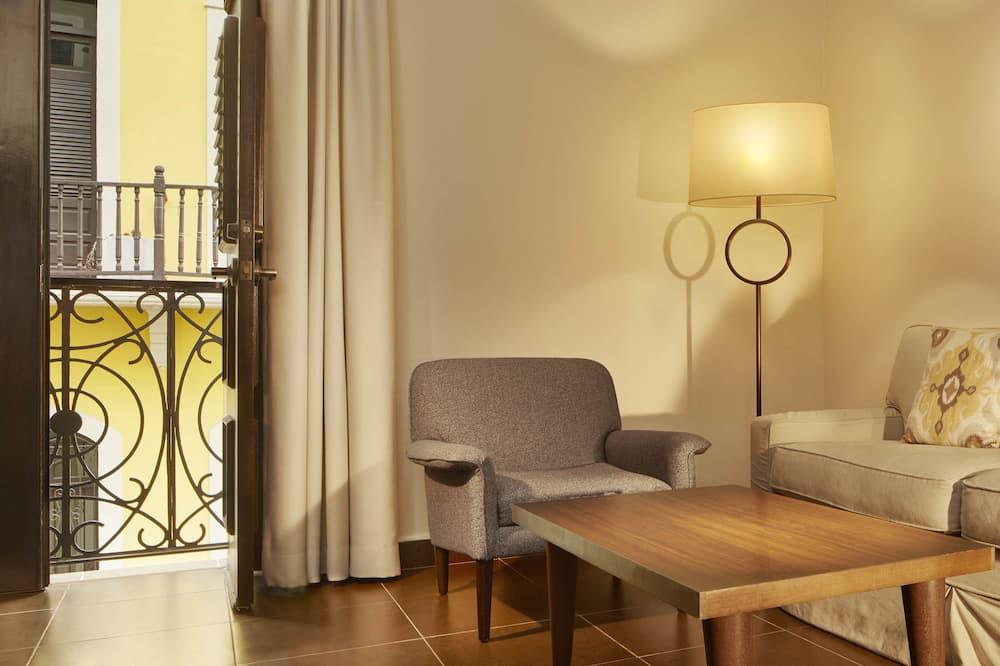 Balcony Suite - Sala de estar