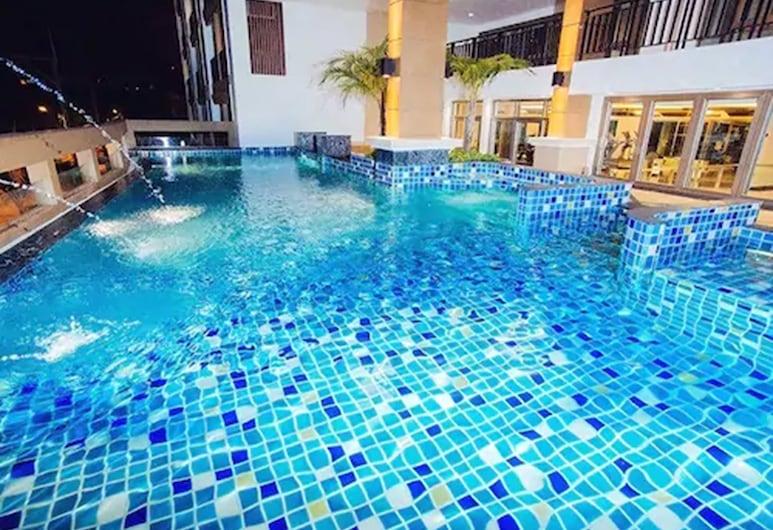 March Hotel Pattaya, Pattaya, Pohľad na hotel