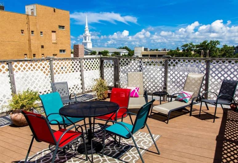 Hotel Ranola, Sarasota, Terrace/Patio