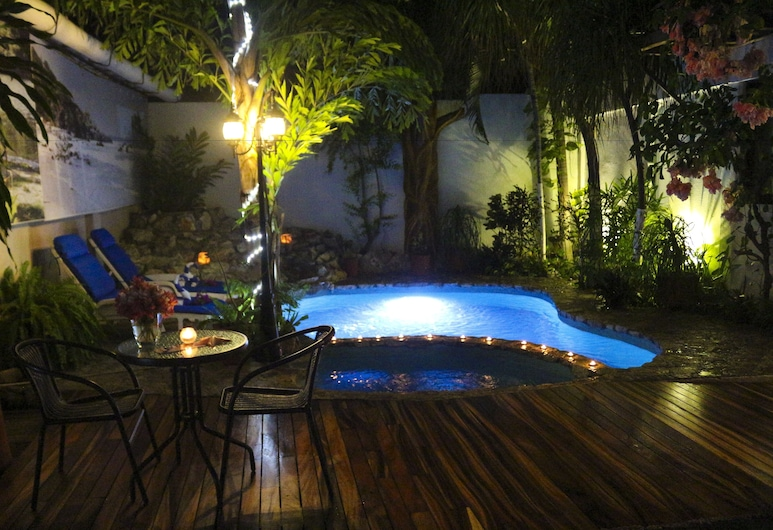 Hotel Careyes Puerto Escondido, Puerto Escondido, Piscina al aire libre