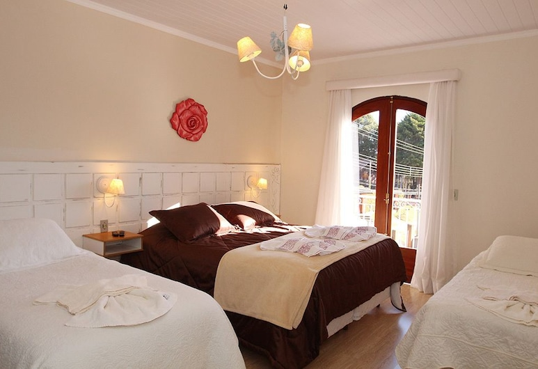 Pousada Recanto Sião, Campos do Jordao, Quadruple Room, Guest Room