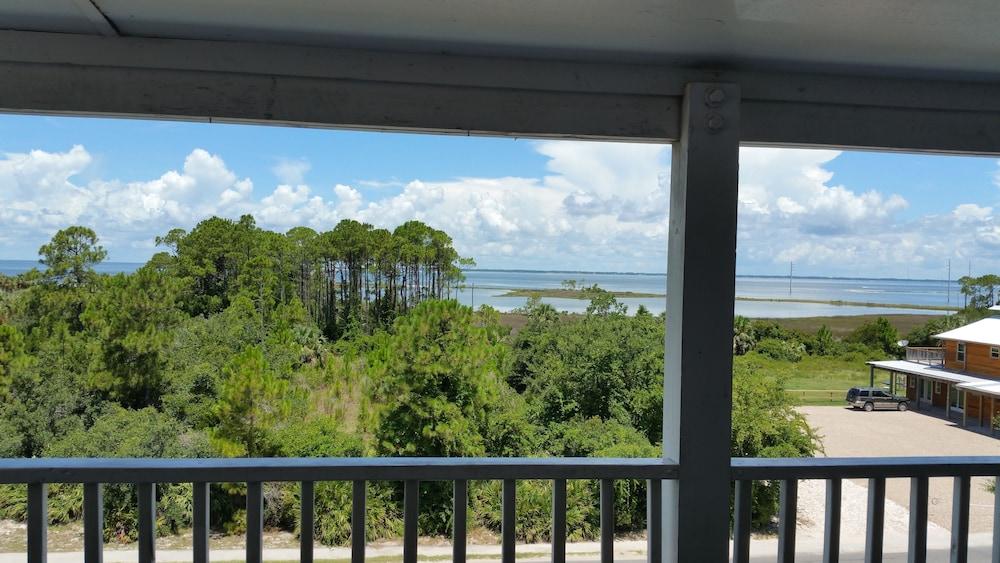 The St George Inn Island Balcony View