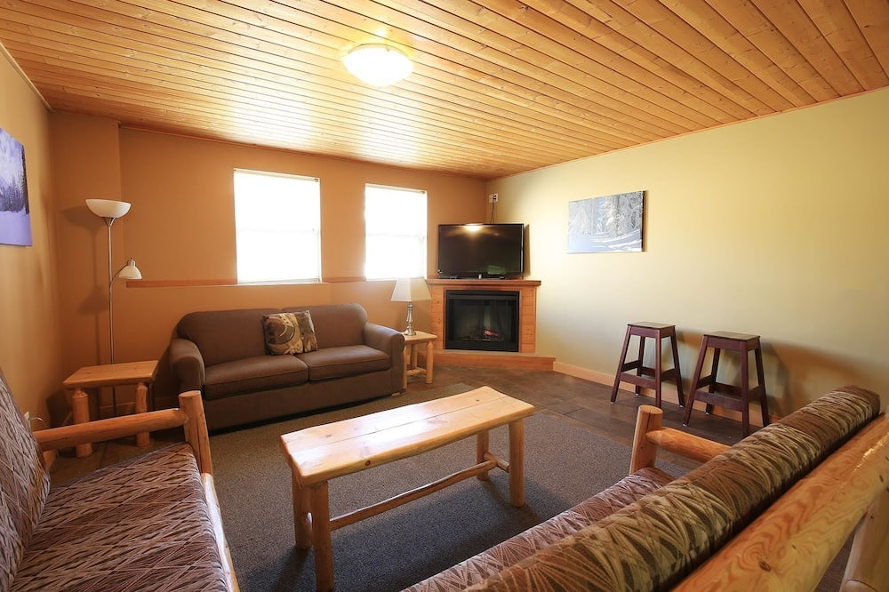 Представительский люкс, 4 спальни, кухня - Зона гостиной