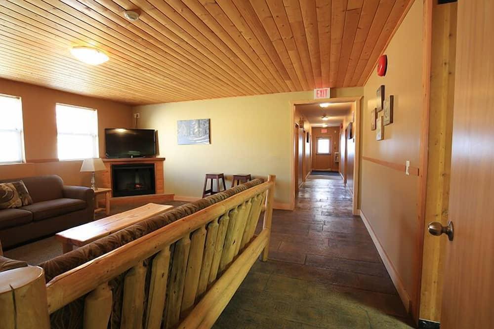 Представительский люкс, 4 спальни, кухня - Гостиная