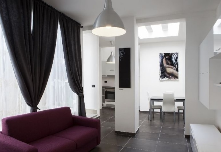 Turatisette Art Residence, Turín, Habitación