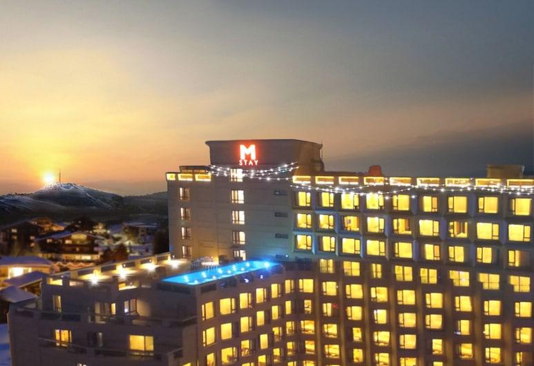 M-Stay Hotel Jeju, סיאוגוויפו, חזית המלון