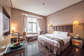 Foto van Travel Road Hotel in Hualien