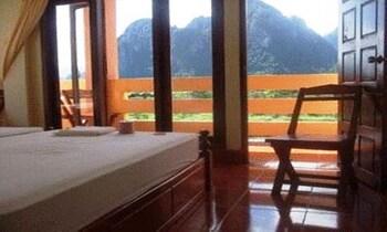 Naktsmītnes Popular View Guesthouse attēls vietā Vang Vieng