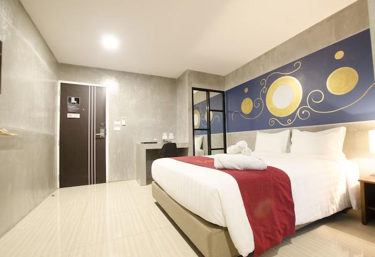 더 리쉬 부티크, 방콕, 프리미엄룸, 객실