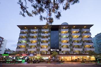 Alanya bölgesindeki Palmiye Park Hotel resmi