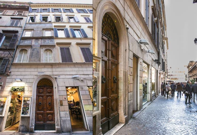 Jb Relais, Rom, Hotellfasad