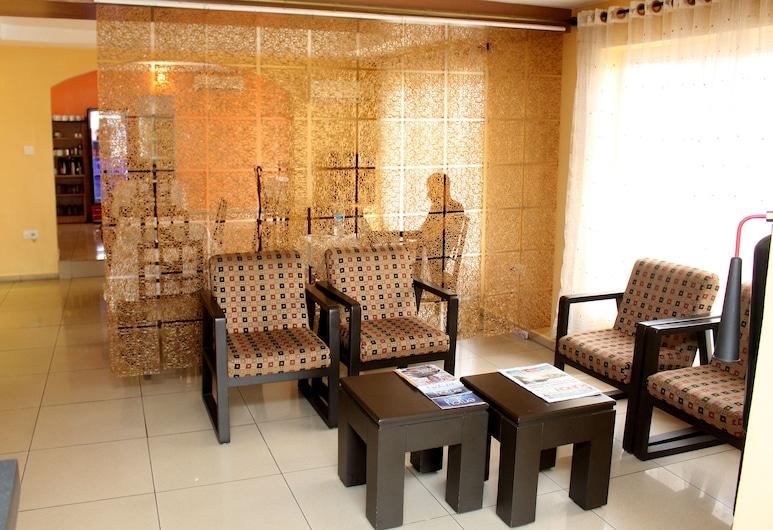 Adis Hotels Ibadan, Ibadan, Hotel Lounge