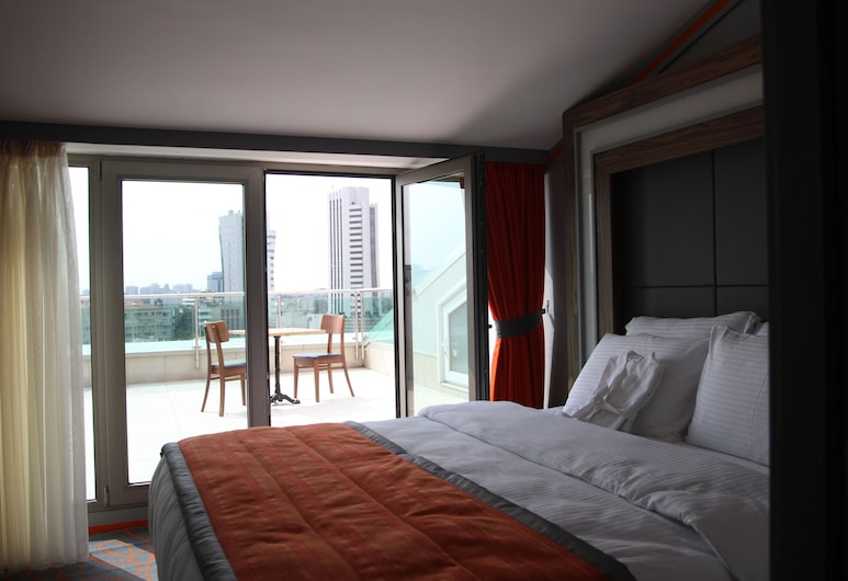 Onyx Business Hotel Ankara, Ankara, Dubleks (Single), Oda