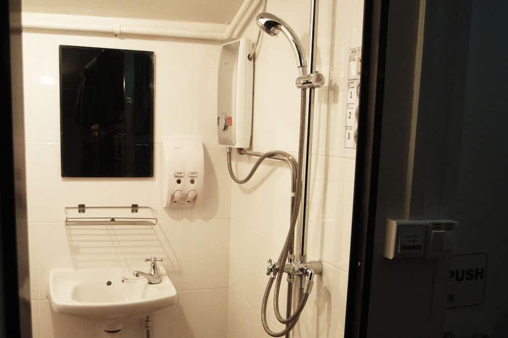 Spoločná zdieľaná izba (Bugis, 1 bed in 8-bed Dorm) - Kúpeľňa