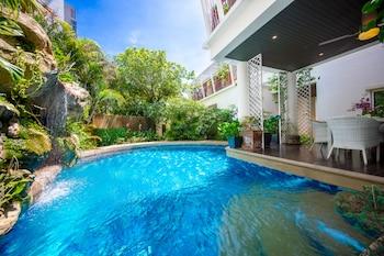 Picture of PARADISE Pool Villa Pattaya in Tropicana Village in Pattaya
