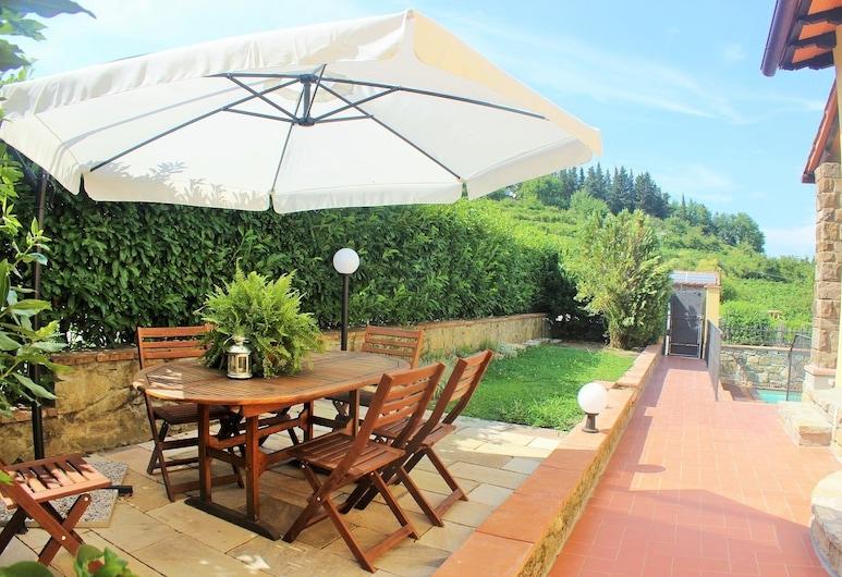 Villa dei Sogni, Greve in Chianti, Terraza o patio