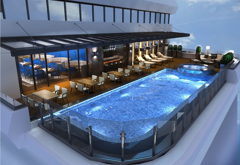 Morrian Hotel, Inegol, Outdoor Pool