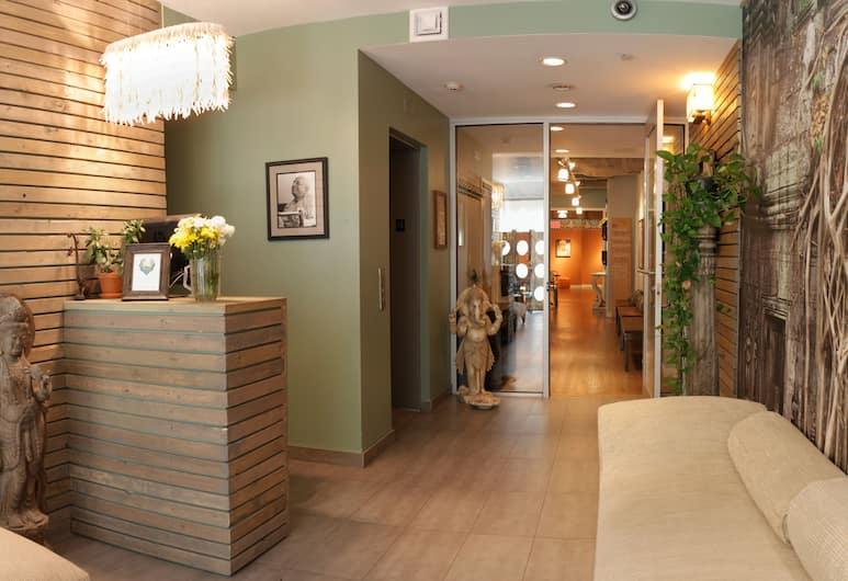Sanctuary NYC Retreats, New York, Lobby
