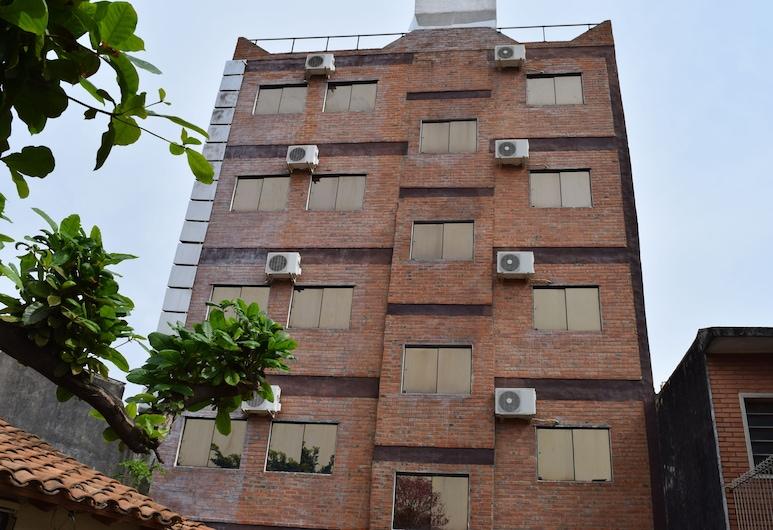 Acosta Ñu Apart Hotel, Asunción, Front of property