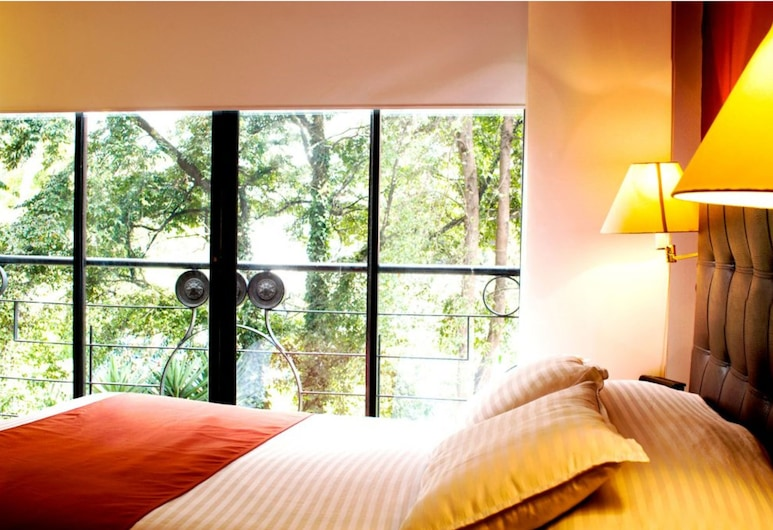 Apartaestudios Los Andes, בוגוטה, סוויטת גראנד, חדר אורחים