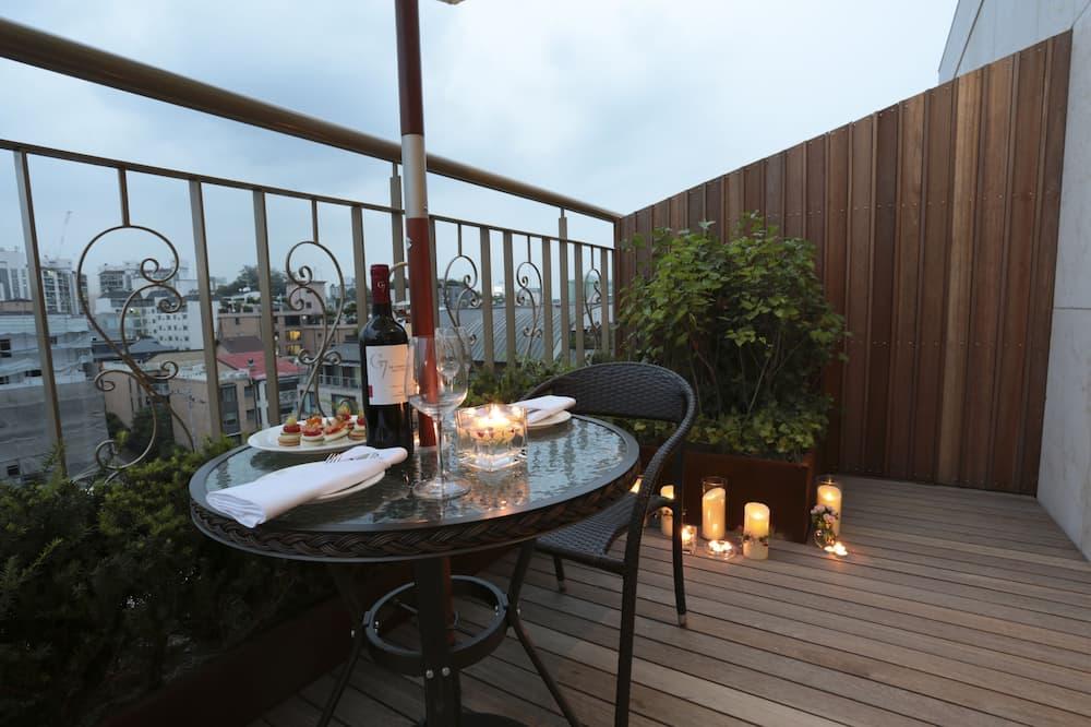 Terrace Suite, 2 Single Beds - Balkoni