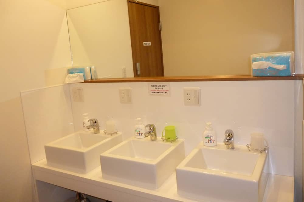 Shared Dormitory, Women only (Bunk Bed) - Bathroom
