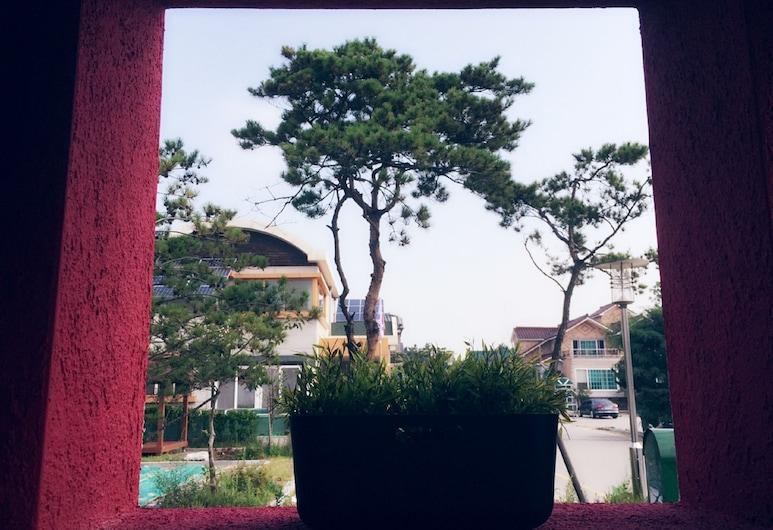 仁川國際機場快樂旅館, 仁川, 飯店入口