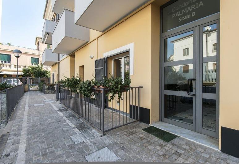 Appartamenti Palmaria, Diano Marina, Entrada del establecimiento