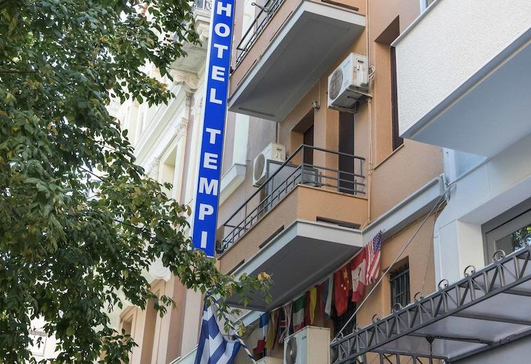 Tempi Hotel, Athén
