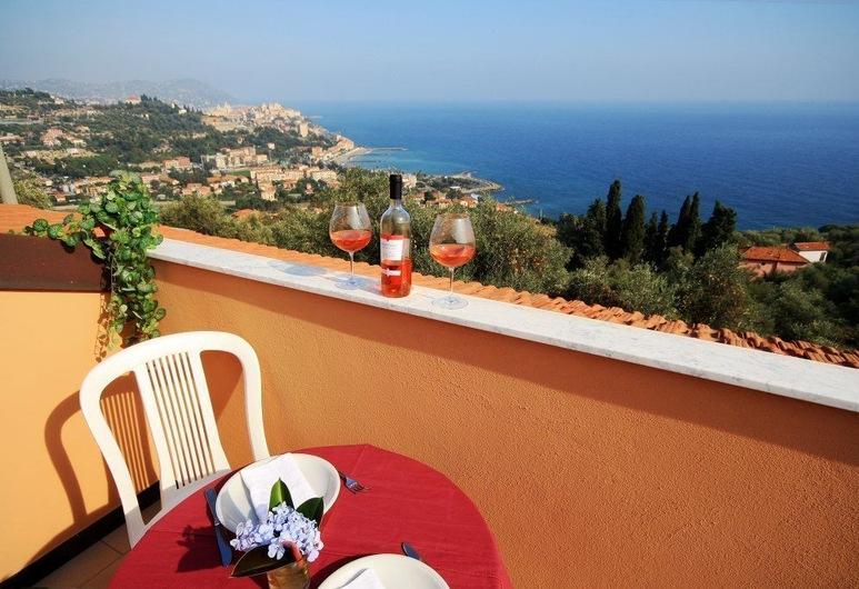 Appartamenti Villa Chiara, Imperia, Departamento, 2 habitaciones, terraza, Terraza o patio