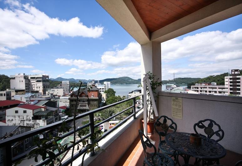 Itathao Vocation Hotel, Yuchi, Luksus-værelse til 4 personer, Altan