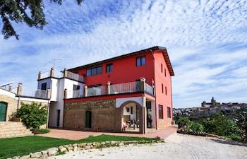 Hình ảnh La Casa Rossa Country House tại Piazza Armerina