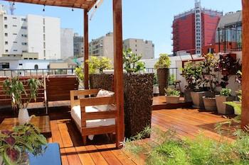 Nuotrauka: La casa del Viajero, Lima