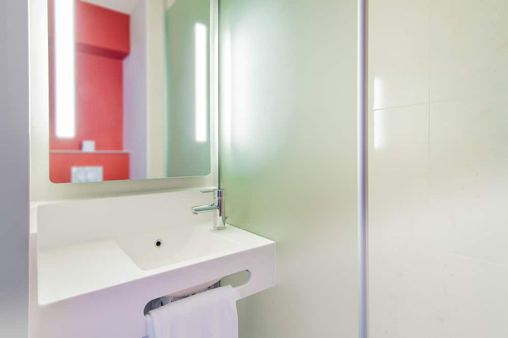 Chambre avec lits jumeaux, non-fumeurs - Salle de bain